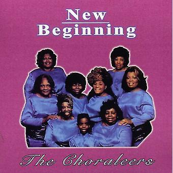 Choraleers - ny begyndelse [CD] USA importerer