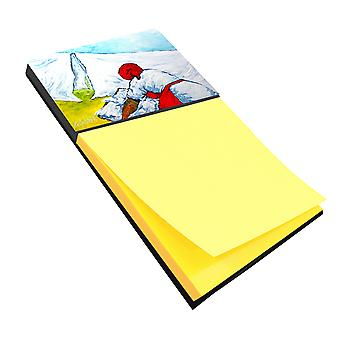 Must Be Monday Refiillable Sticky Note Holder or Postit Note Dispenser