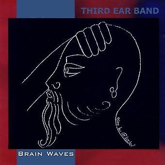 Tredje Ear Band - hjernebølger [CD] USA importerer