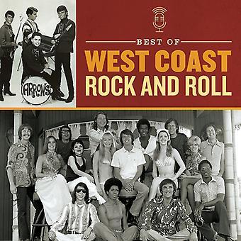 Forskellige kunstner - Best of West Coast [CD] USA import