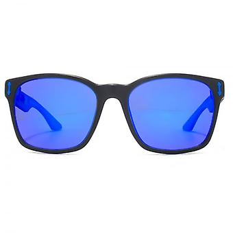 Dragon Liege H20 Sunglasses In Matte Black Blue Ionized