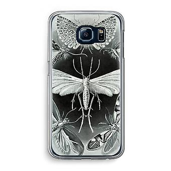 Samsung Galaxy S6 Transparent Case (Soft) - Haeckel Tineida