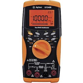 Handheld multimeter Digital Keysight Technologies U1242B Calibrated to: Manufacturer's standards (no certificate) Data l