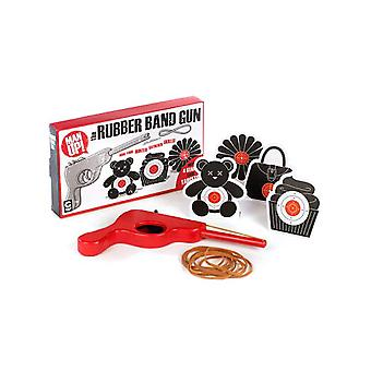 Ginger Fox Rubber Band Gun w/ Targets