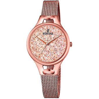 FESTINA - Damen Armbanduhr - F20333/2 - Mademoiselle - Trend