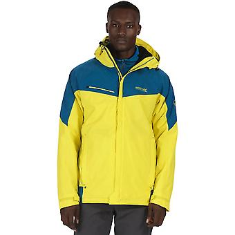 Regatta Mens Sacramento III Waterproof Taped Seam 3-in-1 Jacket