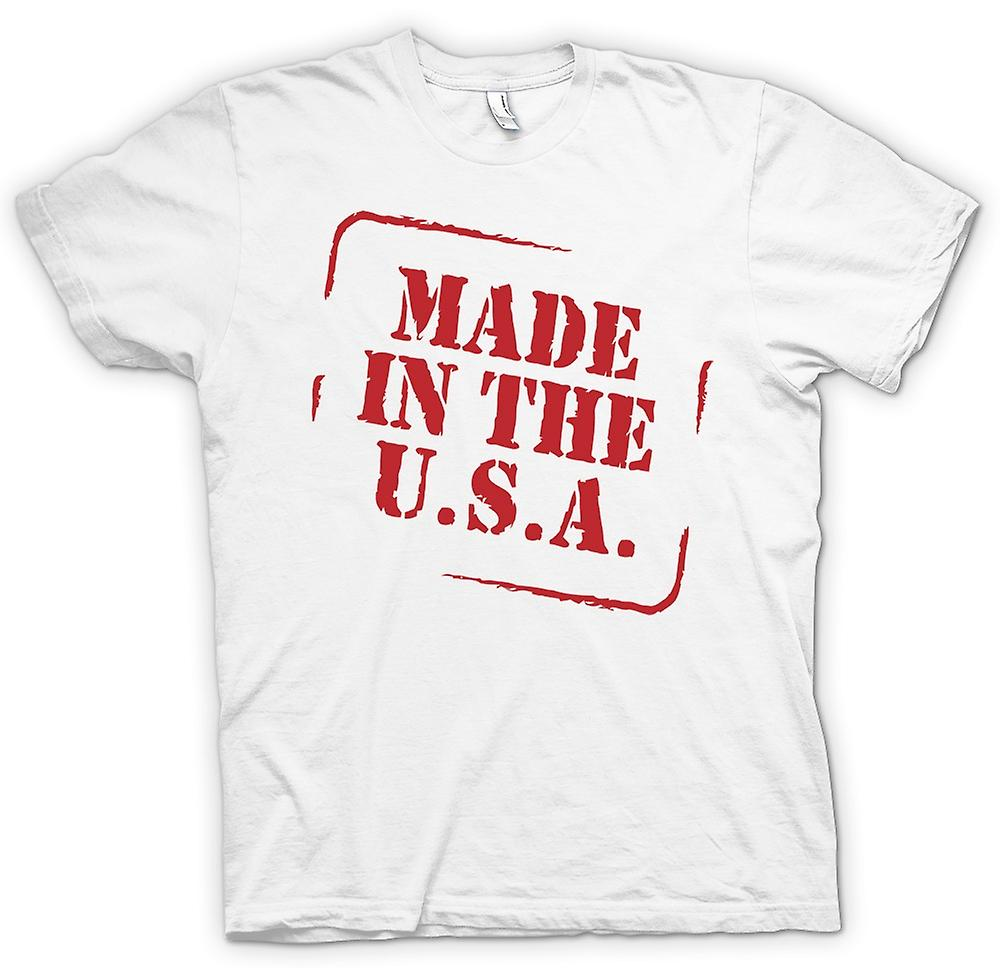 T-shirt - Made In USA - preventivo