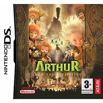 Arthur and the Invisibles (Nintendo DS) - Factory Sealed