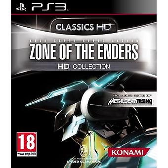 Zone of the Enders HD Collection (PS3)