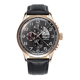 Ingersoll men's watch wristwatch automatic Duwamish IN1514RBK