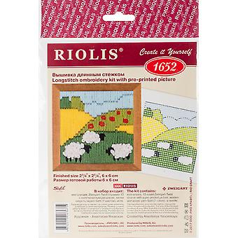 Riolis Stamped Cross Stitch Kit 2.25