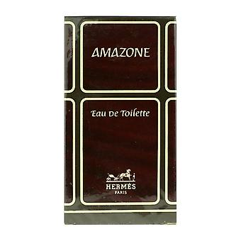Hermes Amazone Eau De Toilette 3.3Oz/100ml In Box (Vintage)