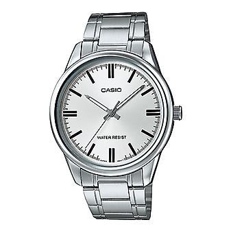Casio Stainless Steel Mens Watch MTPV005D-7A