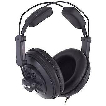 Superlux HD-668 B Studio hoofdtelefoon Over-the-ear zwart