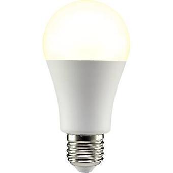 Sygonix LED E27 Arbitrary 12 W = 75 W Warm white (Ø x L) 60 mm x 119 mm EEC: A+ 1 pc(s)