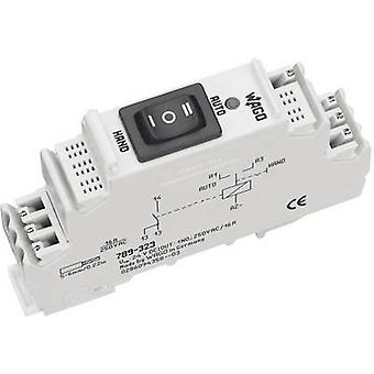 Indusrial relay 1 pc(s) WAGO 789-323 Nominal voltage: 24 Vdc