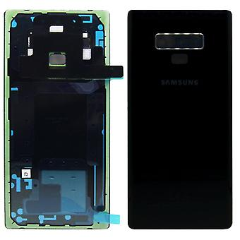 Samsung GH82-16920A battery cover cover for Galaxy note 9 N960F + adhesive pad black midnight black new