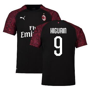 2018-19 Ac Milan troisième maillot (Higuain 9) - Kids