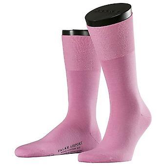 Calcetines Falke Airport - peonía rosa