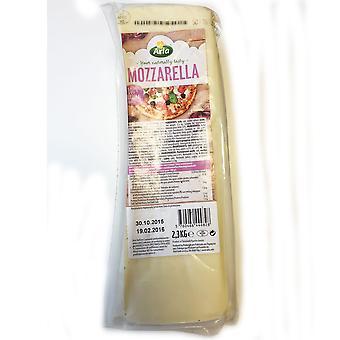 Arla-Mozzarella Käseblock