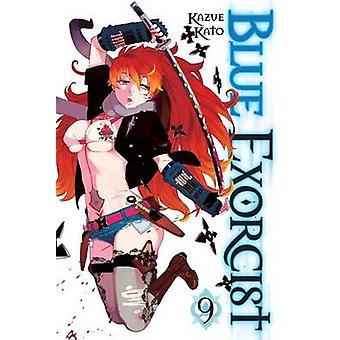Blue Exorcist - Vol. 9 von Kazue Kato - 9781421554778 Buch
