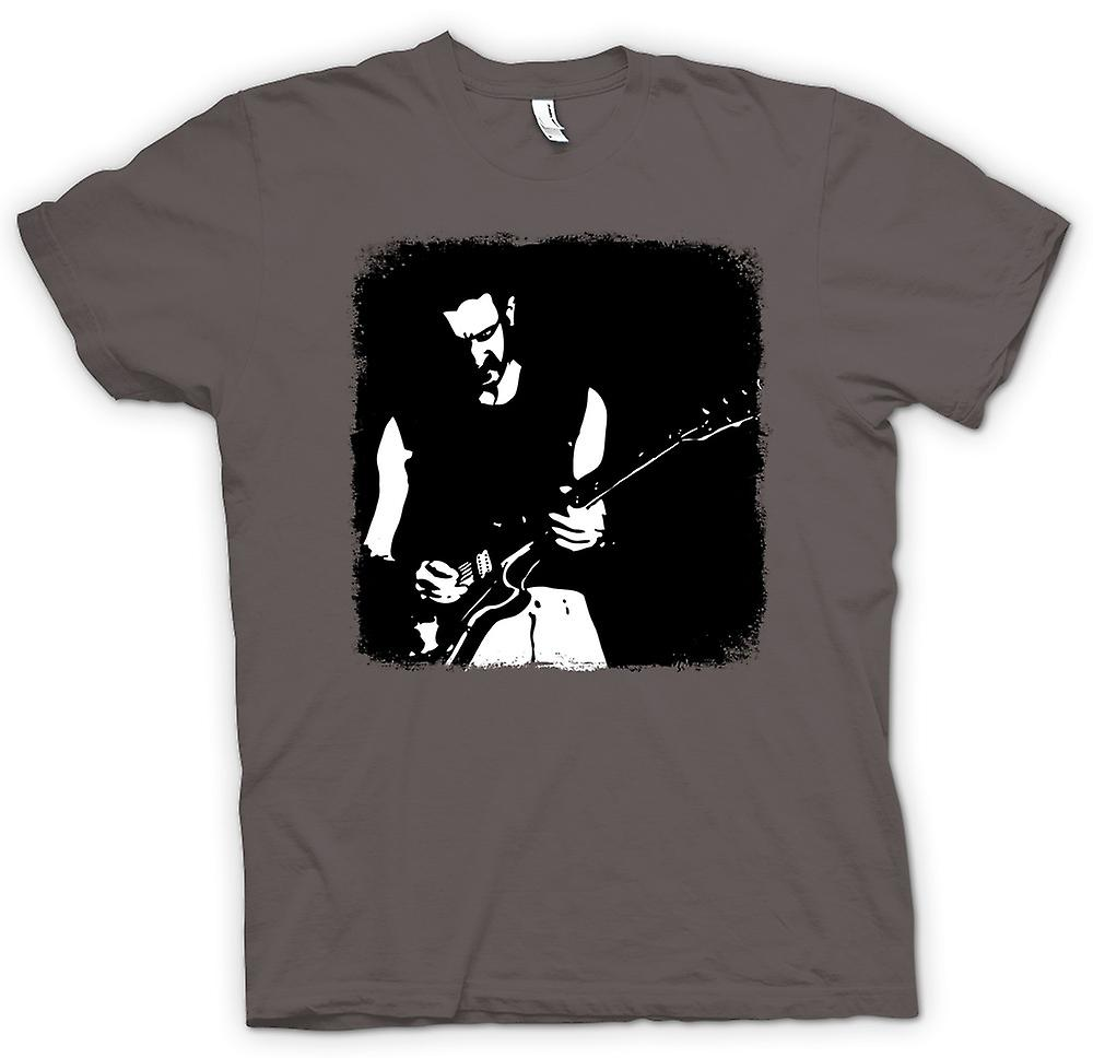 Womens T-shirt - Frank Zappa Rock - Pop Art