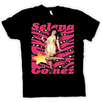 Kids T-shirt - Selena Gomez - Dress