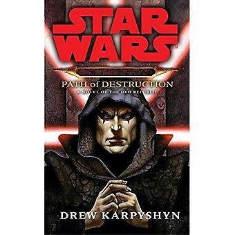 لعنة دارث-طريق الدمار-رواية للجمهورية القديمة (حرب النجوم)