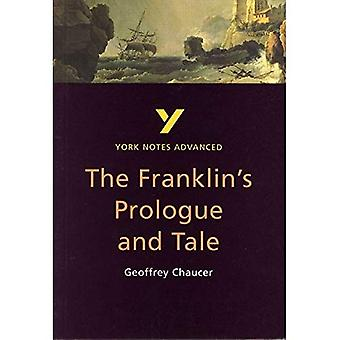 The Franklin's Tale by Geoffrey Chaucer (York Notes Advanced)