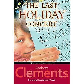 Das letzte Konzert der Urlaub