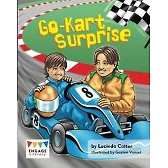 Go-Kart yllätys (harjoittaa lukutaitoa violetti)