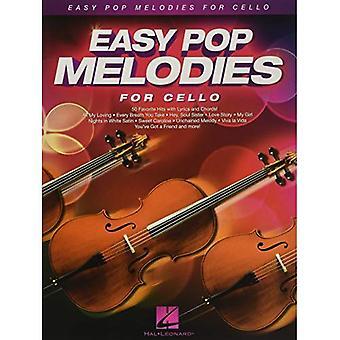 Einfach Pop-Melodien für Cello (Instrumental Folio)