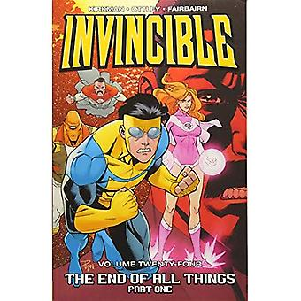 Invincible, Volume 24: The End of All Things, Part 1