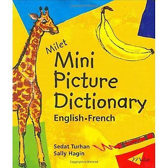 Milet Mini bild ordbok: Engelsk-franska (Milet Mini bild ordlistor)
