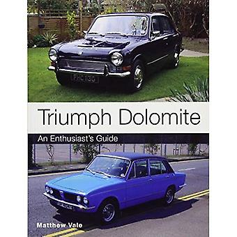 Triumph Dolomite: An Enthusiast's Guide