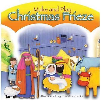 Merk en Play Christmas Fries