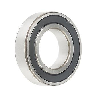 NSK 6002Vvc3 Non Contact Rubber Sealed Deep Groove Ball Bearing 15X32X9Mm