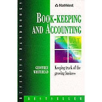 Natwest Business Handbook BookKeeping  Accounts by Whitehead & Geoffrey