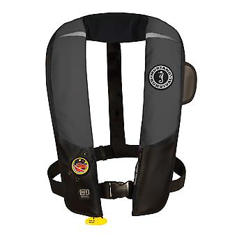 Mustang HIT Inflatable Automatic PFD - Gray/Black