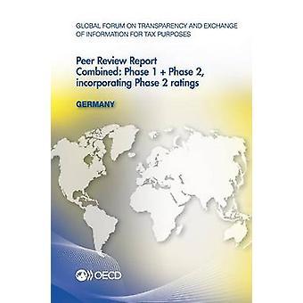 Global Forum on transparantie en uitwisseling van informatie voor fiscale doeleinden Peer Reviews Duitsland 2013 gecombineerde fase 1 fase 2 integratie fase door de OESO