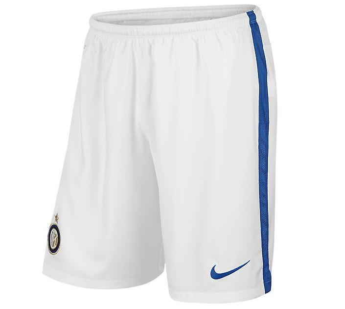 2015-2016 Inter Milan Away Nike Football Shorts (Kids)