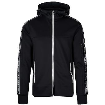 Michael Kors  Michael Kors Black Hooded Jacket