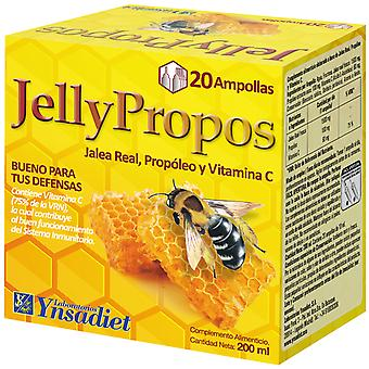 Ynsadiet Jelly royal jelly propos 20 vials