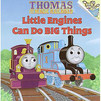 Little Engines Can Do Big Things by Random House - Ted Gadecki - 9780