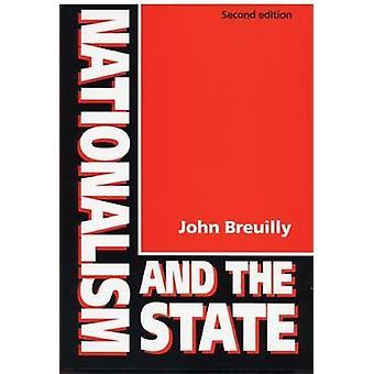 Nasjonalisme og staten (1998 opptrykk)-9780719038006 Book