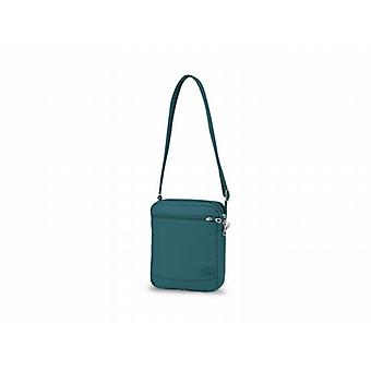 Pacsafe Citysafe CS150 Anti Theft Cross Body Shoulder Bag (Teal)