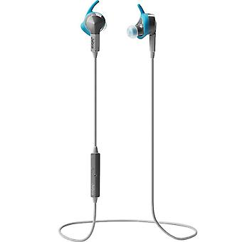 Jabra Sport Coach Special Edition Wireless Bluetooth Stereo Earbuds - Blue/Grey