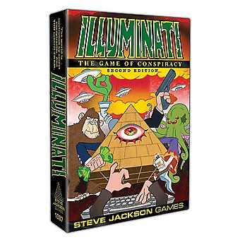 Illuminati 2nd Edition gra karciana