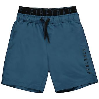 Firetrap Boys Swim shorts Junior barn