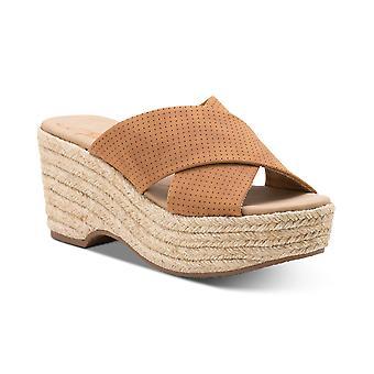 American Rag Womens Aviva Open Toe Casual Platform Sandals